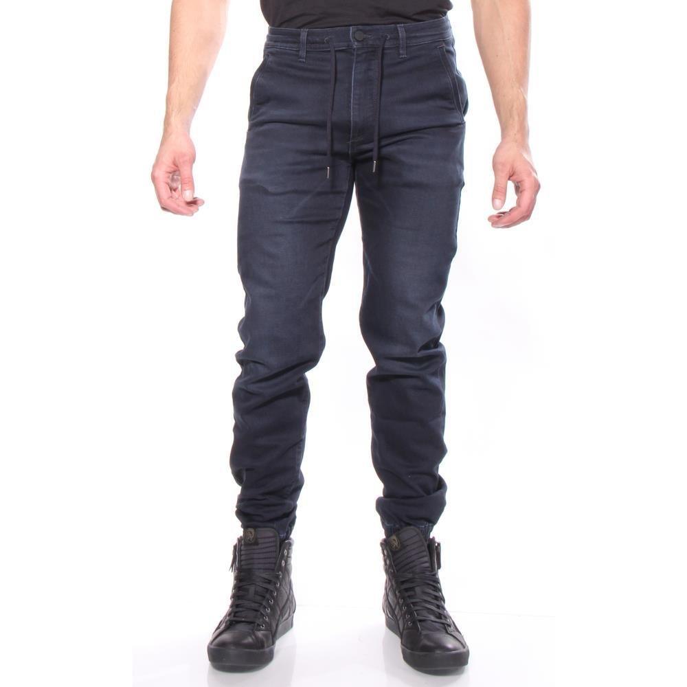 Hugo Boss Mens Darrel 2 Denim Jeans