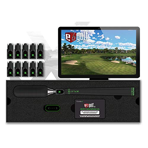 Tittle Golf X-Golf Premium Simulator ()