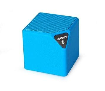 Altavoz Bluetooth - Mini Altavoz Tarjeta portátil Altavoz ...