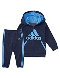 Adidas Infants Poly Fleece Set Kid's Track Suit