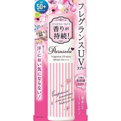 Naris Up Parasola Fragrance UV Sun Spray SPF50+ PA++++ 90g by Parasola