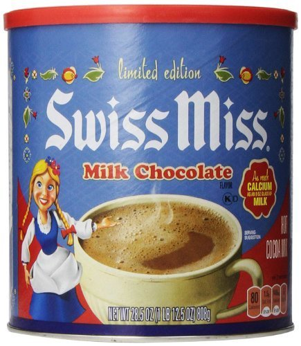 Swiss Miss Hot Cocoa Mix, Milk Chocolate, 28.5 (Swiss Hot Chocolate)