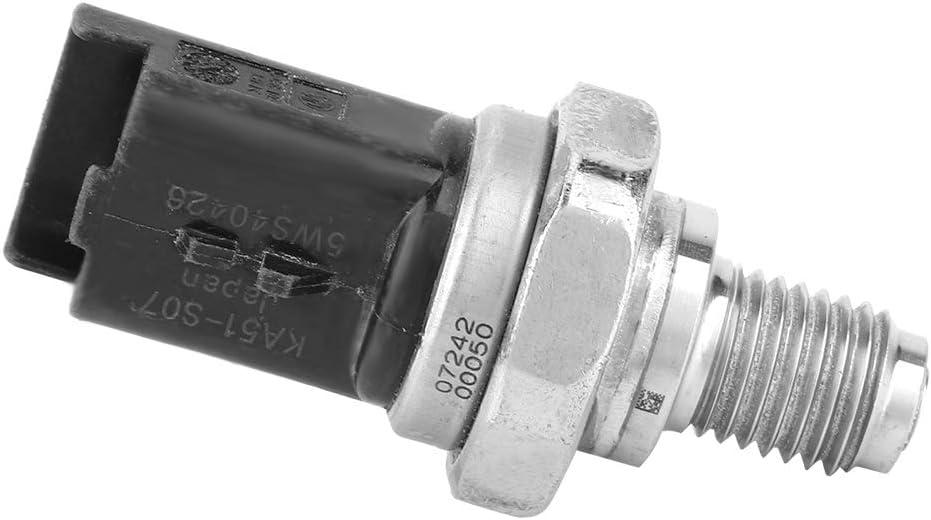 Cuque 5WS40426 Fuel Rail Pressure Sensor for Ford F-250 F-350 F-450 F-550 Super Duty 2008 2009 2010