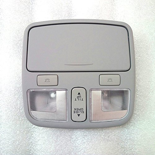 Sell by Automotiveapple, Hyundai Motors OEM Genuine 928103K001X6 Overhead Console Lamp Gray 1-pc For 2006 ~ 2010 Hyundai NF Sonata