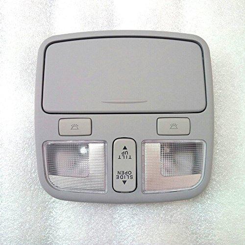 One Light Sonata - Sell by Automotiveapple, Hyundai Motors OEM Genuine 928103K001X6 Overhead Console Lamp Gray 1-pc For 2006 ~ 2010 Hyundai NF Sonata