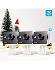Zmodo Two-Way Audio Mini WiFi Home Security Camera (2 pack)