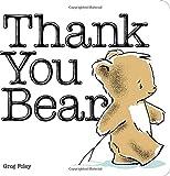 Thank You Bear Board Book