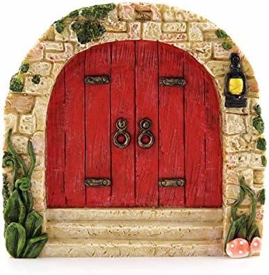 Top Collection Cobblestone RedFairy Door