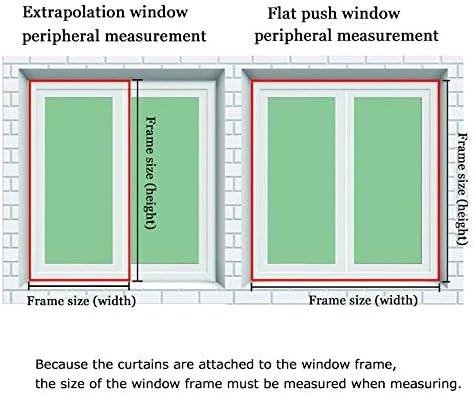 Outdoor supplies Winter Transparent Warm Windproof Curtains, Bedroom Warm Curtain Insulation Windproof dustproof Seal Window EVA Plastic Curtain