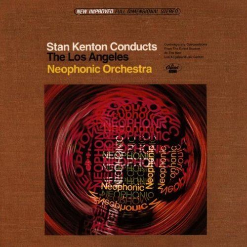 Conducts Los Angeles Neophonic Orchestra
