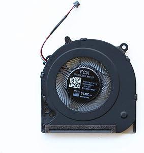 NBFAN Laptop Replacement Cooler Fan for HP 14-CK 14-CF 14-cm 240G7 246G7 CPU Cooling Fan L23189-001 FCN FKMY 6033B0062401