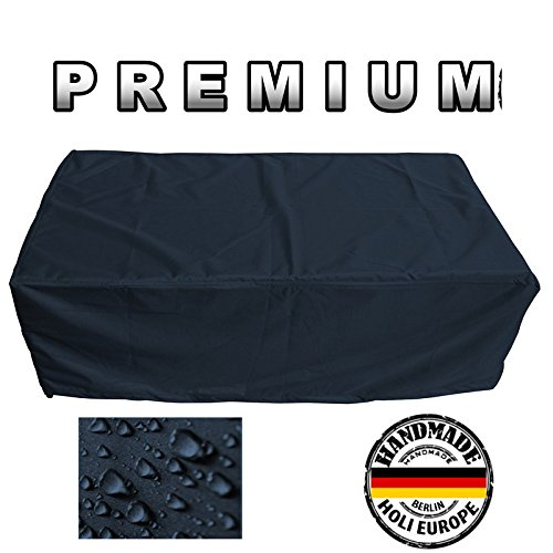 premium gartenm bel schutzh lle garten abdeckung 240cm x 140cm x 90cm schwarz bestellen. Black Bedroom Furniture Sets. Home Design Ideas