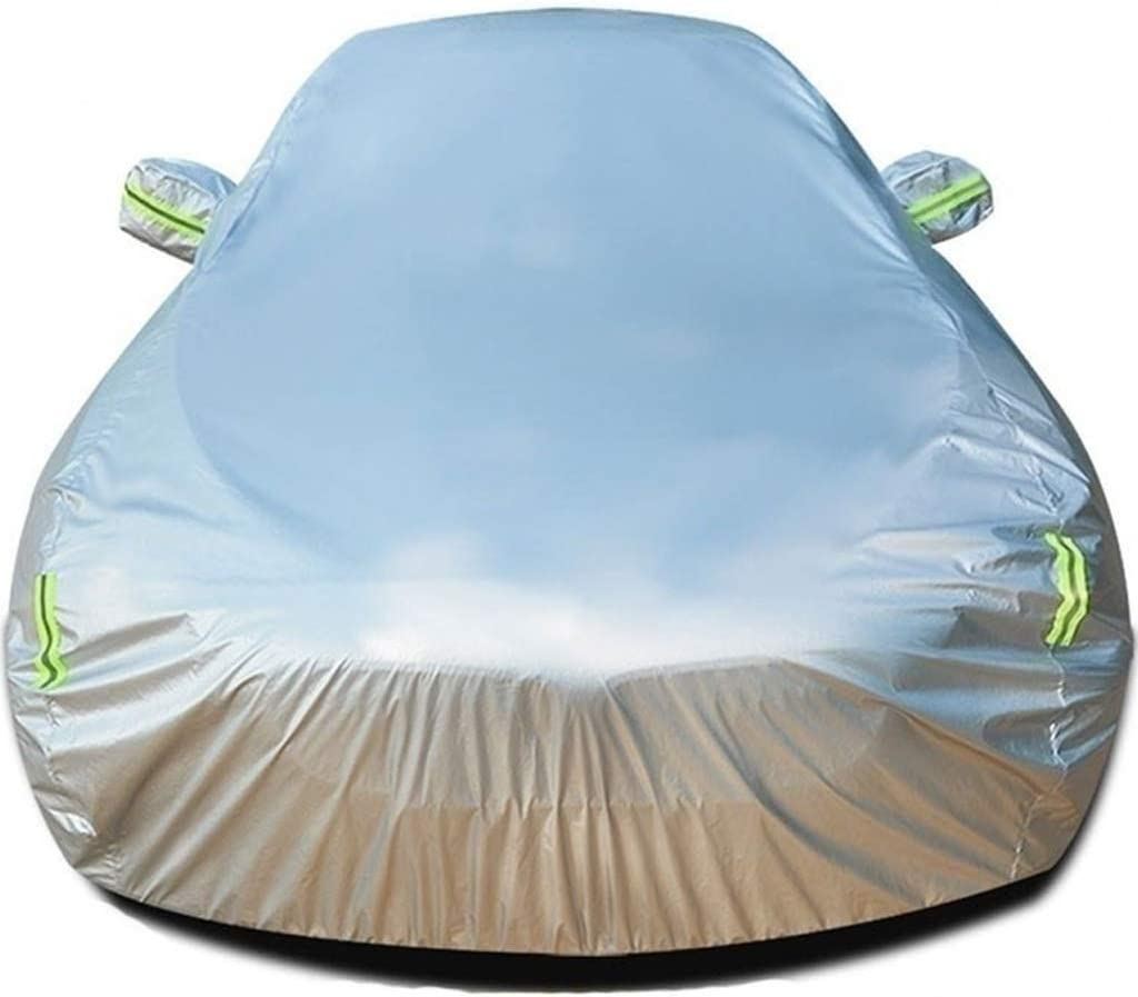 Renault Clio Heavy Duty Waterproof Car Cover Breathable UV Protection Outdoor