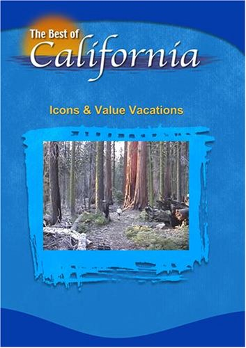 Vacation Icons (The Best of California: Icons & Value Vacations)
