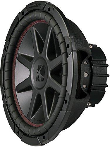 KICKER (2) 43CVR124 12'' Dual Voice Coil 4-Ohm Car Stereo Subwoofers Totaling 1600 Watt by KICKER (Image #2)