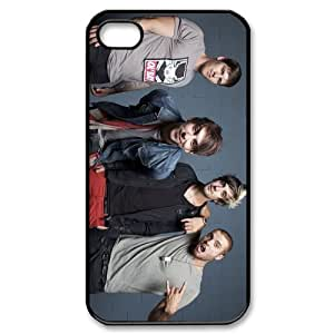 Custom All Time Low Hard Back Cover Case for iPhone 4/4s OR-820