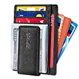 Best Front Pocket Wallets For Men - Slim & Minimalist Bifold Front Pocket Wallet Review
