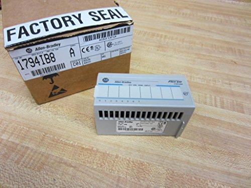 Allen Bradley 1794-Ib8 , Series A Input Module 24 Vdc 8 Sink Inputs 1794-Ib8 Series A by Allen-Bradley