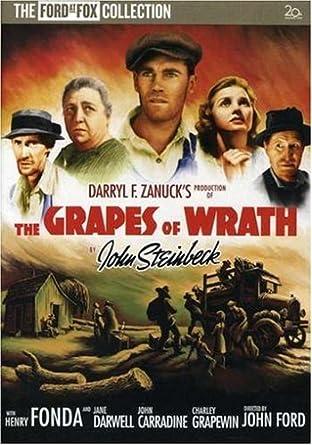 Henry fonda movie grapes of wrath