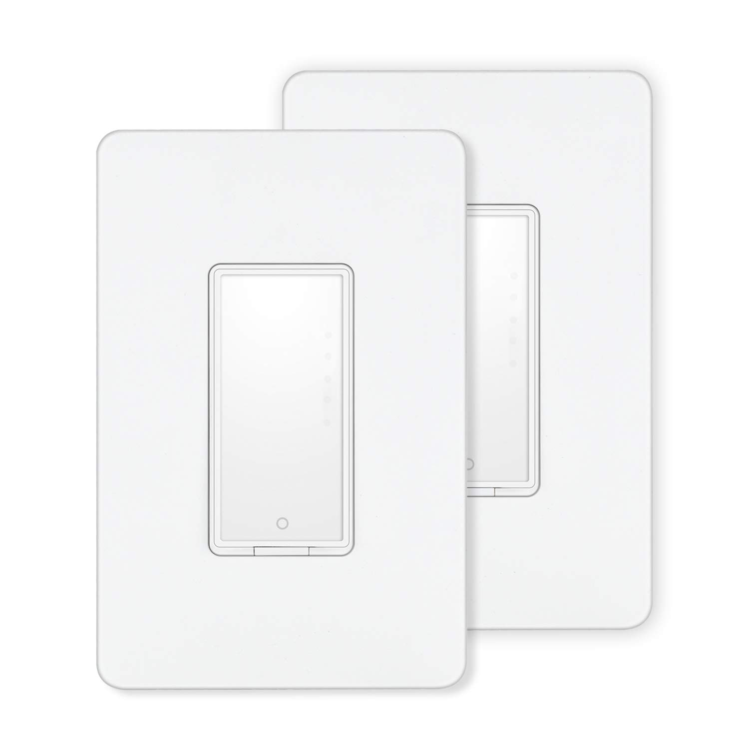 Smart Switch by MartinJerry | Compatible with Alexa, Smart Home Devices Works with Google Home, No Hub required, Easy installation and App control as Smart Switch On/Off / Timing (2 Pack)