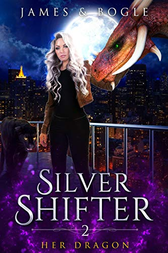 (Her Dragon: An Urban Fantasy Romance (Silver Shifter Book 2))