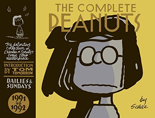 The Complete Peanuts Vol. 21: 1991-1992 (1991 Peanut)