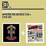 Guns N' Roses: 2 For 1: Appetite For Destruction/GN'r Lies (JC) (Audio CD)