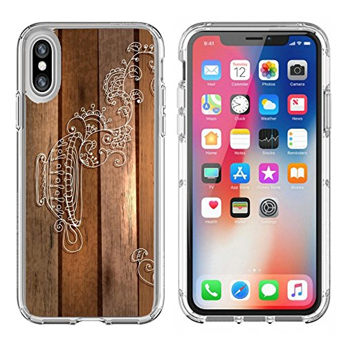 Hand Herbal Crystal (Luxlady Apple iPhone X Clear case Soft TPU Rubber Silicone Bumper Snap Cases iPhoneX tea hand drawn illustration over wood background IMAGE ID 27703500)