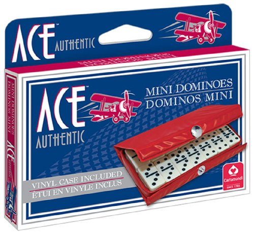 Cartamundi Ace Mini Dominoes