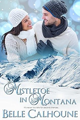 book cover of Mistletoe in Montana