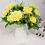 Sevem-D-New-Artificial-Flower-Decor-Bouquet-7Branch-Fake-Silk-Gardenia-Home-Table-Flower-DIY-Wedding-DecorationYellow