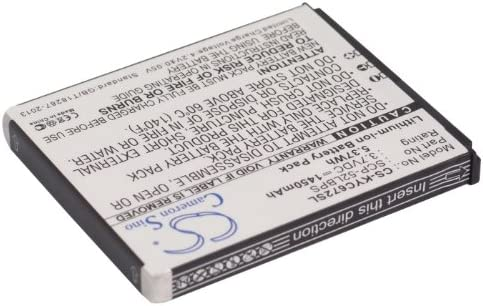 Battery Replacement for Kyocera C6522 C6522N C6721 Hydro XTRM Record