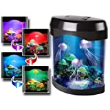 Colour Changing Light up JELLYFISH TANK BACK BY POPULAR DEMAND*World of G@dge
