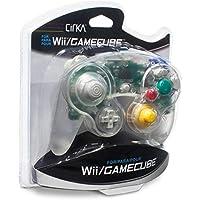Hyperkin M05819-CL Gamepad GameCube,Nintendo Wii U Translúcido control de juego - Volante/mando (Gamepad, GameCube,Nintendo Wii U, Analógico, Alámbrico, Translúcido, Blister)
