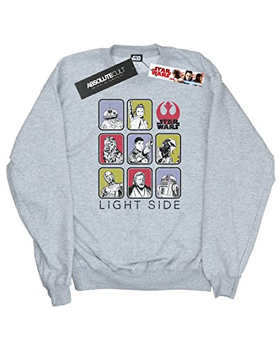 Camisa Character Star Gris Multi Jedi Cuero Entrenamiento The Last De Mujer Wars AAB7RqUT