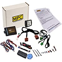 Smartphone or OEM Remote Activated Start Kit For Acura MDX 2007-2013 - Plug and Play