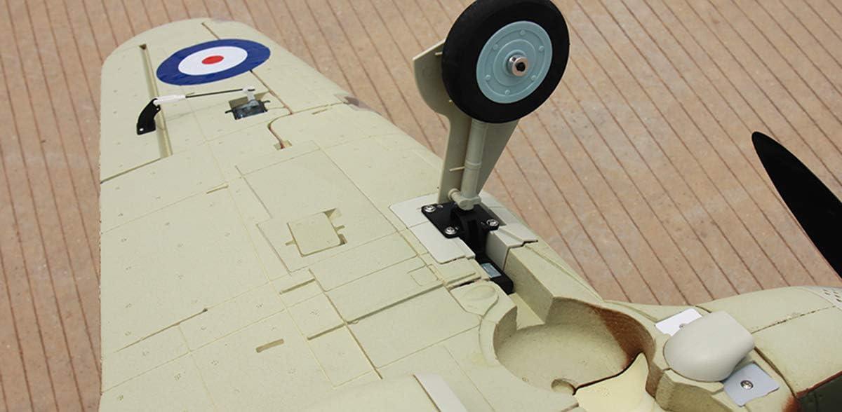 PNP DYNAM RC Airplane Hawker Hurricane 1250mm Wingspan