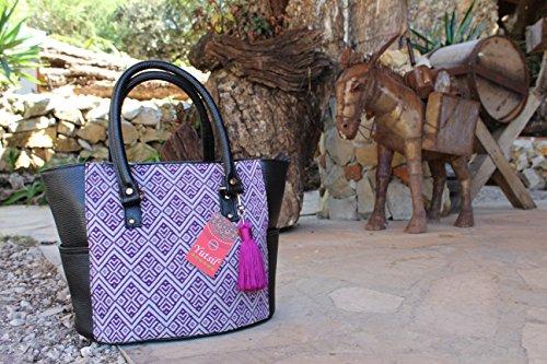 femme Artyzanz Cabas Bags Noir pour Noir q7tTwpv