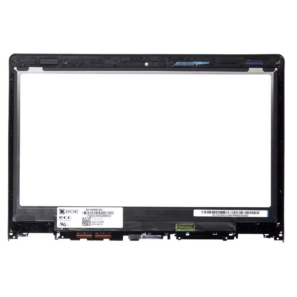 Amazon.com: for Lenovo Yoga 3 14 /Yoga 700 14 5DMOG74715 ...
