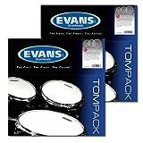 Evans G1 Clear - Rock Pack