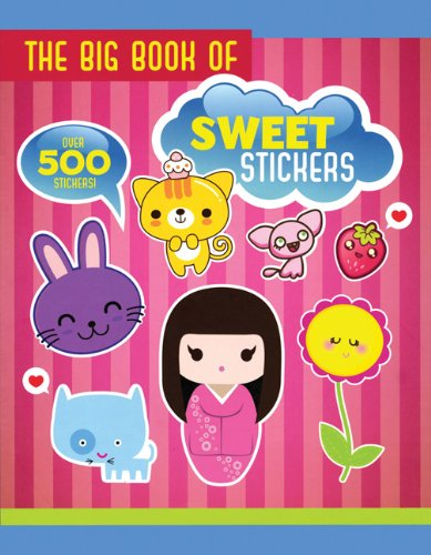 The Big Book of Sweet Stickers (Big Book of Stickers) ebook