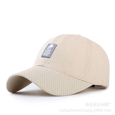 zlhcich Sombrero de Verano Gorra de béisbol Sombrero de Pescador ...