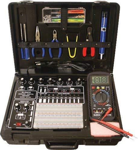 Elenco XK700 Deluxe Digital/Analog Trainer