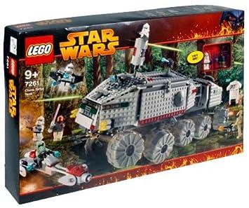LEGO Star Wars 7261 Clone Turbo Tank - Tanque turbo clon: Amazon.es: Juguetes y juegos