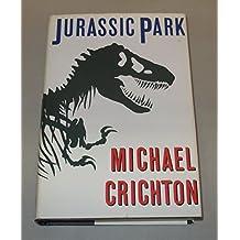 Jurassic Park by Michael Crichton(January 1, 1990) Hardcover