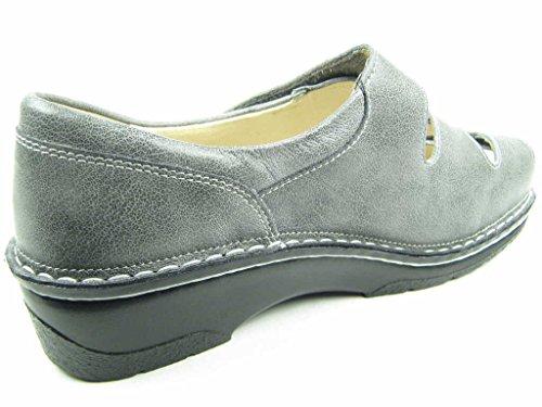 Finn Comfort Sandalias de Vestir Para Mujer gris