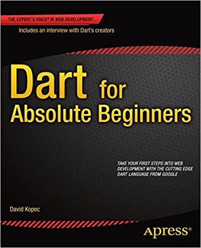Dart Absolute Beginners David Kopec
