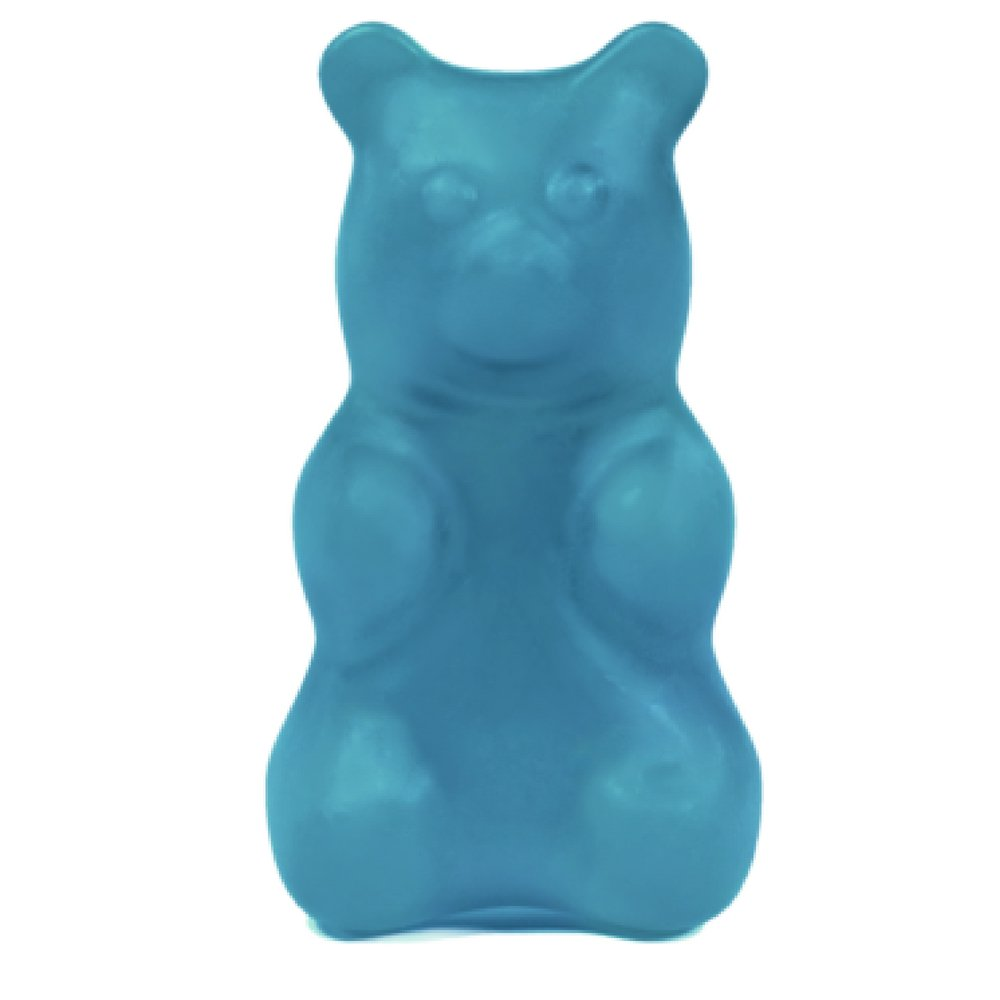 Happy Wax Coastal Tide Soy Wax Melts - Bear Shapes Perfect for Mixing Melts in Your Scented Wax Warmer - Large (8 oz) Pouch - Over 200 Hours Burn Time! by Happy Wax (Image #2)