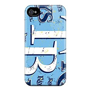 Iphone 4/4s Case Cover Tampa Bay Rays Case - Eco-friendly Packaging