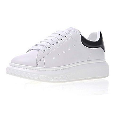 7efb953d6485a4 Yoyo Shop Scarpe Sportive Classic Trainers Sneaker Scarpe da Ginnastica a  Collo Uomo Donna Unisex -